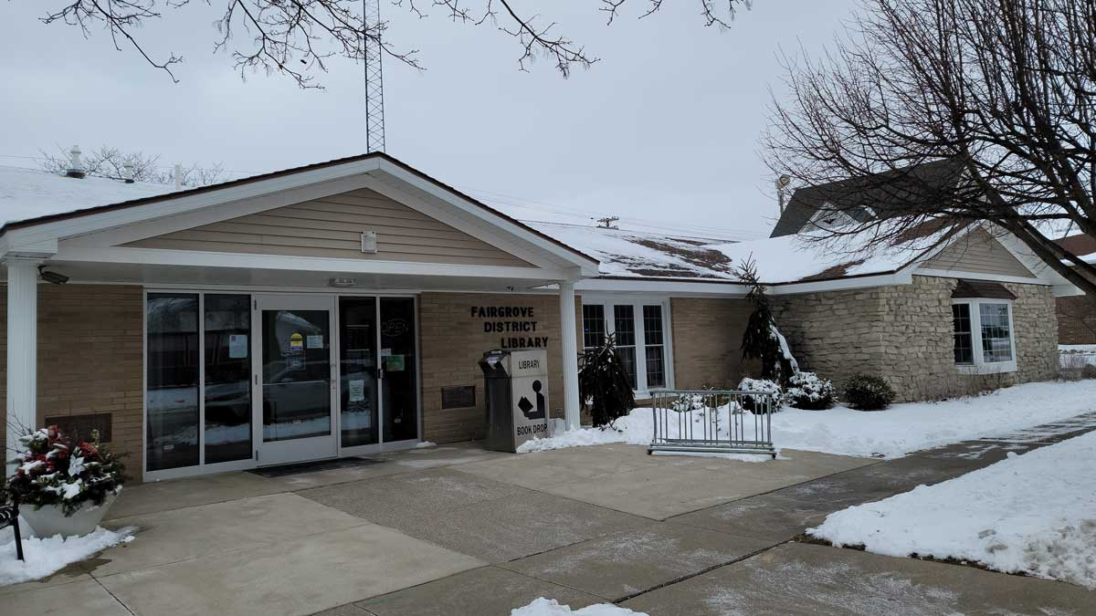 Image of Fairgrove District Library