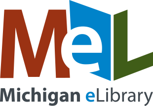 Icon and link for the Michigan Electronic Library