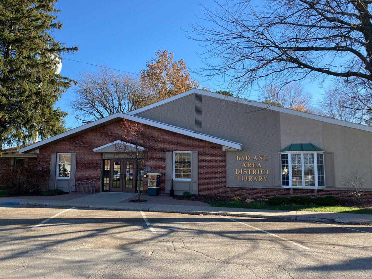 Image of Bad Axe Area District Library in Michigan