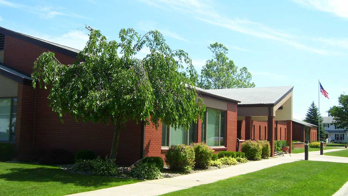 Image of Rawson Memorial District Library in Michigan