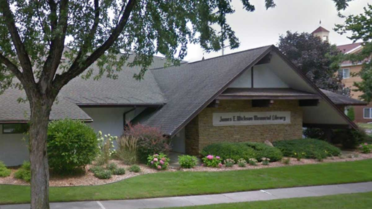Image of Frankenmuth District Library in Michigan