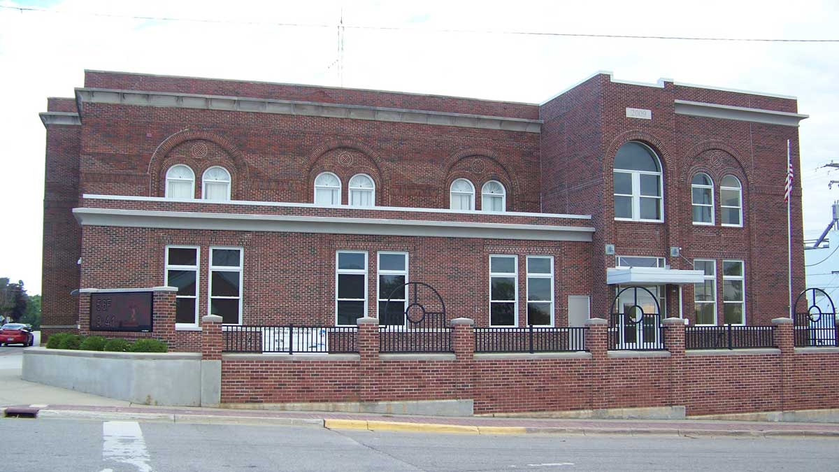 Image of Harbor Beach Area District Library in Michigan