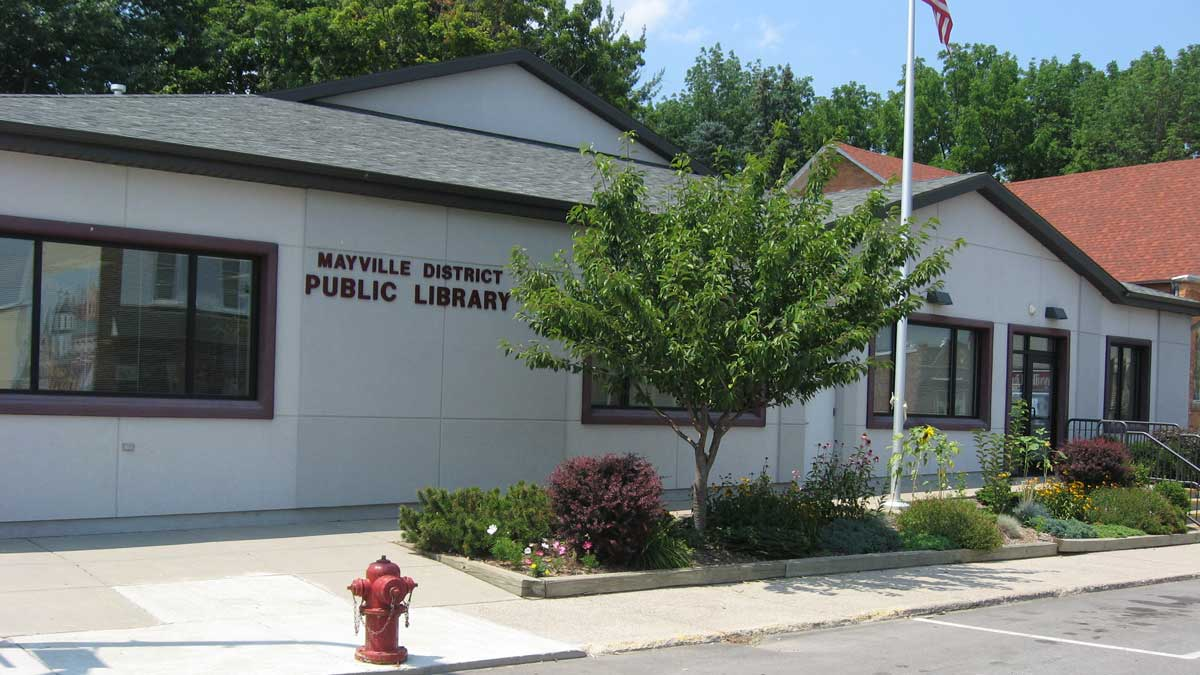 Image of Mayville District Public Library in Michigan