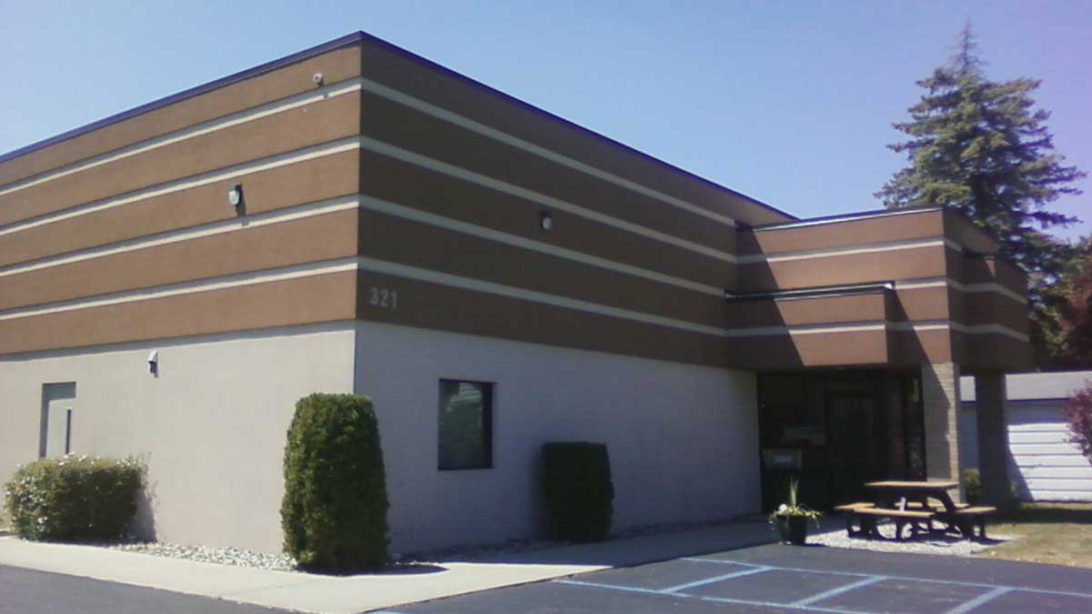 Image of Merrill District Library in Michigan