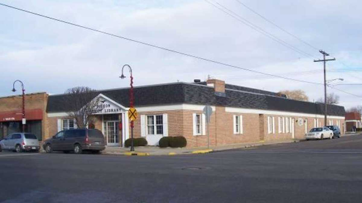 Image of Pigeon District Library in Michigan